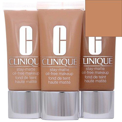 Matte Sand (Clinique Stay Matte Oil-Free Makeup Kit, Sand (M-N), 1 Ounce)