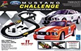 : Life-Like HO Scale Electric Race Set Ford Mustang Race Set
