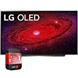 LG OLED65CXPUA 65 inch CX 4K Smart OLED TV with AI