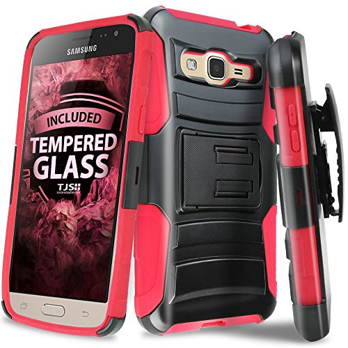 Tempered Protector Absorbing Kickstand Holster product image
