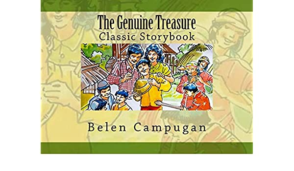 The Genuine Treasure (English Edition) eBook: Belen Campugan ...