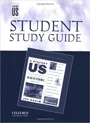 An Age of Extremes: Middle/HighSchool Student Study Guide, A ...