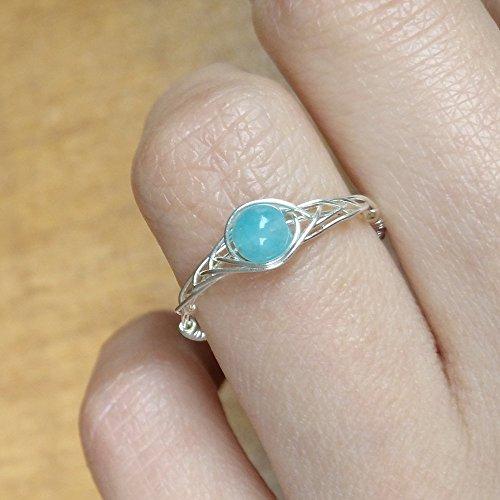 7-natural-aquamarine-semi-precious-gemstone-925-silver-string-ring-handmade-by-grb-roy-5-12-availabl