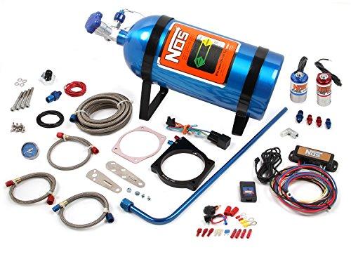 - NOS 05173NOS GM LS w/4 Bolt DBW Complete Nitrous System