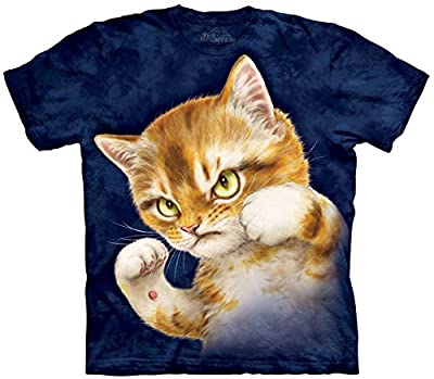 The Mountain Kitty Cat Expressions And Faces T-Shirt