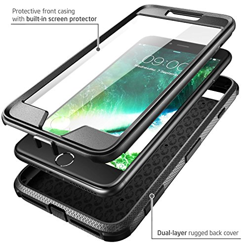 7 screen protector iphone and case