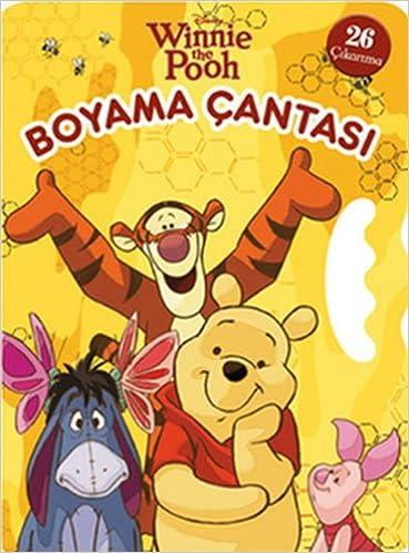 Winnie The Pooh Br Boyama Cantasi 9786050918717 Amazon Com Books