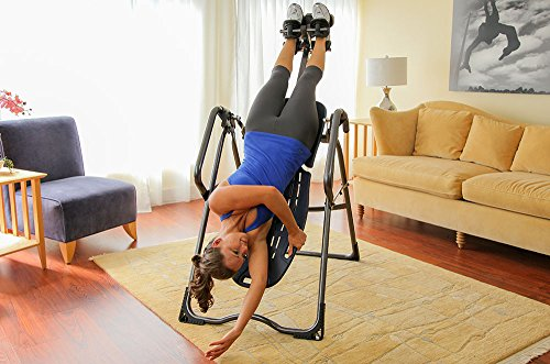 Teeter EP-560 Ltd. Inversion Table with Back Pain Relief Kit