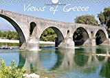 Views of Greece 2018: Images from Greece off the Beaten Track (Calvendo Places)