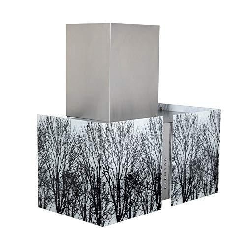 "ZLINE 36"" Limited Designer Series Wall Range Hood (ART2-36)"