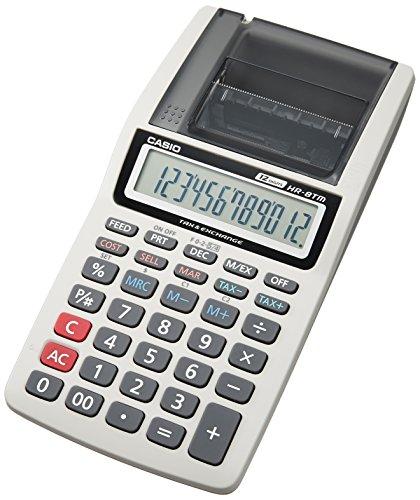 CSOHR8TM - HR-8TM Handheld Portable Printing Calculator by Casio