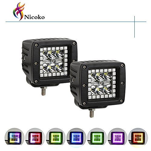 Light Flashing Color - Pack 2 Nicoko 3