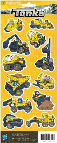 Cardstock Stickers 4.75