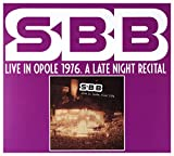 SBB: Live In Opole 1976. A Late Night Recital [CD]