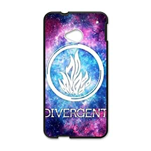 DAZHAHUI Divergent Cell Phone Case for HTC One M7