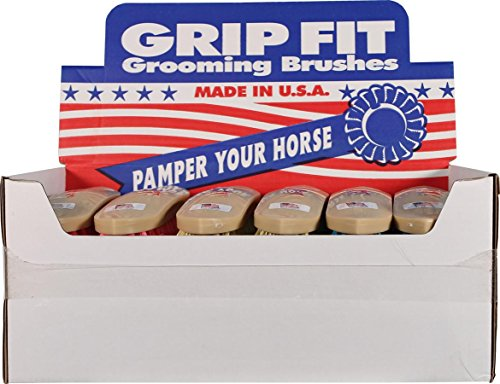 484511 Grip Fit Brush Assortment Display Assorted.12Piece by Decker
