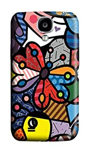 Samsung S4 Case,VUTTOO Cover With Photo: Art For Samsung Galaxy S4 I9500 - PC Hard Case