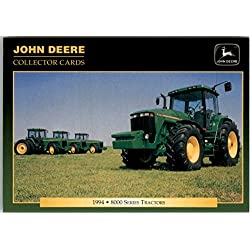 1995 John Deere #47 8000 Series Tractors - NM-MT