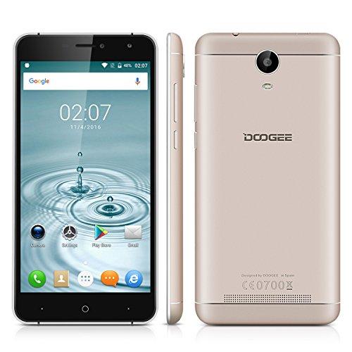 Doogee-X7-Pro-Smartphone-libre-4G-Android-60-Pantalla-60-Quad-Core-16GB-ROM-2GB-RAM-Camara-80MP-Dual-SIM-OTG