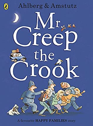 book cover of Mr. Creep the Crook