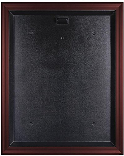 Mounted Memories Mahogany Framed Deluxe Jersey Display Case