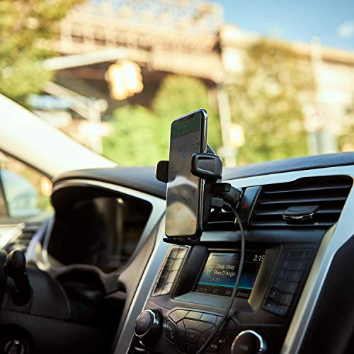 27% savings on a phone charger & mount for the car