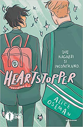 Heartstopper vol 1 in italiano