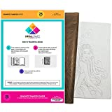 Carbon Copy Graphite Tracing Paper by MegaCraft - 25 Sheets (9