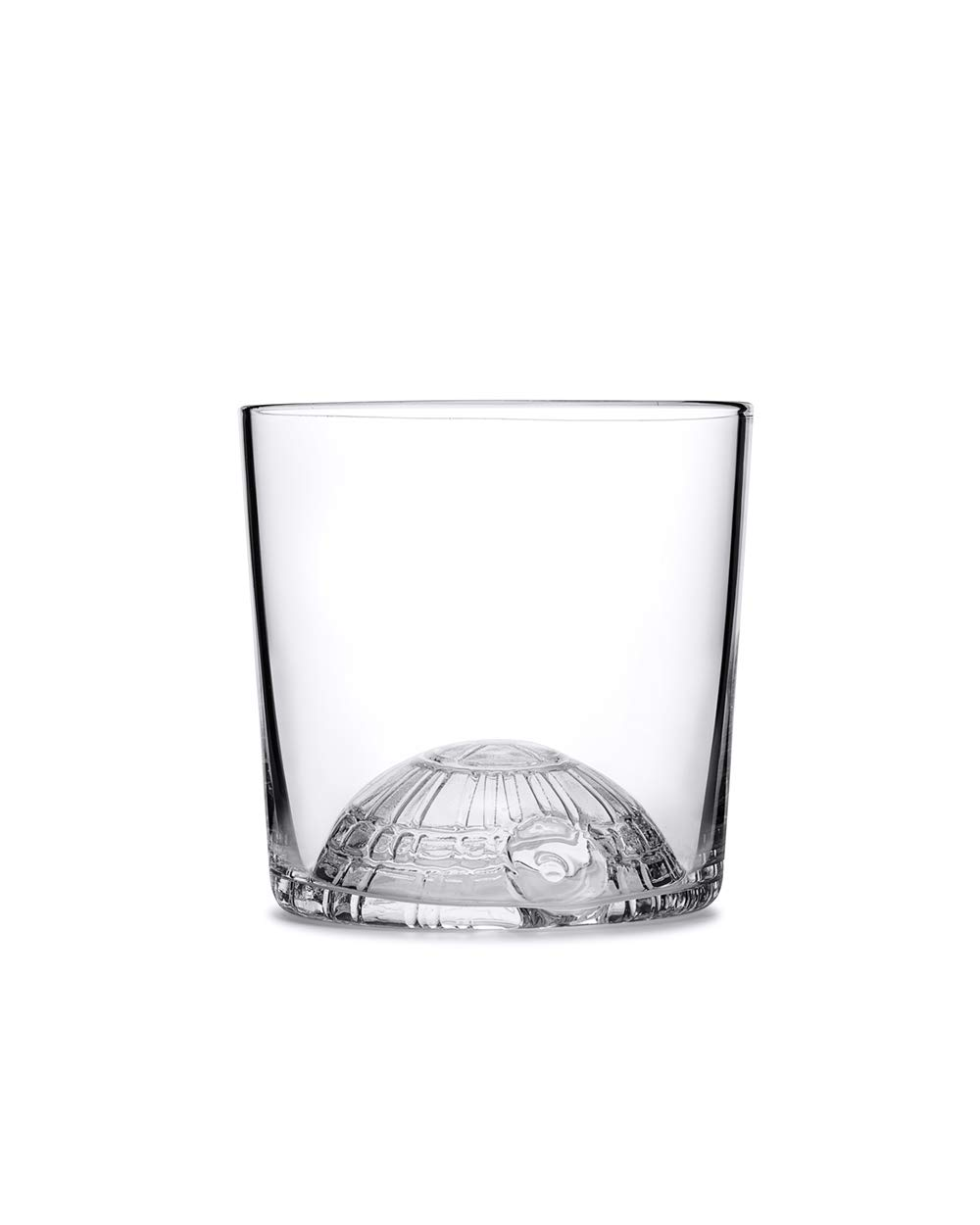 W&P WPSW-DSGLASS Limited Star Wars Collection Death Star Juice Glass, Whiskey, Cocktail, Tumbler Glass, Set of 2 by W&P