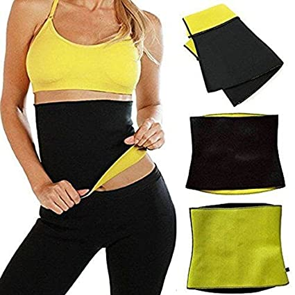 663c5d62e7 Buy WDS Berry Super Stretch Women Slim Body Shapers Control Belt Size  XL  (Pack Of 2) Online at Low Prices in India - Amazon.in