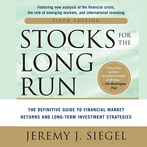 Stocks for the Long Run: The Definitive Guide to Financial Market Returns & Long-Term Investment Strategies by McGraw-Hill Education