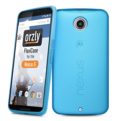 Nexus Case Orzly SmartPhone Transparent