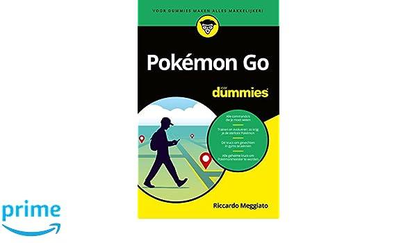Pokémon Go voor Dummies: Amazon.es: Riccardo Meggiato, Nynke ...