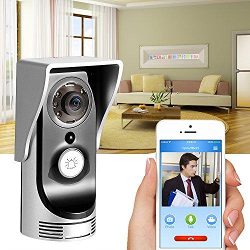 Home Wireless WiFi Remote Video Camera Door Phone Monitor...