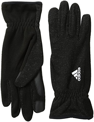 (adidas AWP Edge Gloves, Black, Large/X-Large)