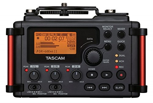 tascam-dr-60dmkii-4-channel-portable-audio-recorder-for-dslr