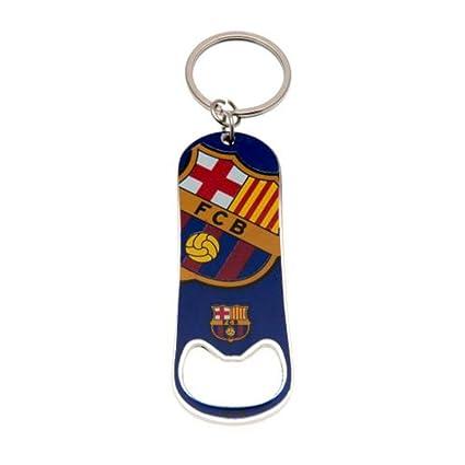 F.C. Barcelona Abridor de botellas llavero de metal abridor ...