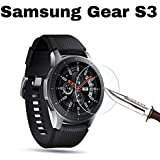 M.G.R.J® HD Clear 9H Hardness Tempered Glass for Samsung Gear S3 Frontier Smartwatch