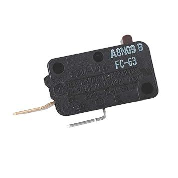 Swess 28QBP0497 SZM-V16-FC-63 - Interruptor de puerta para ...