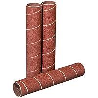 POWERTEC 11211 4-1/2-Inch x 3/4-Inch 120 Grit Sanding Sleeves, 3-Pack