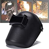 Pukido Electric Adjustable Welding Helmet Welding Argon Arc Head-mounted Mask