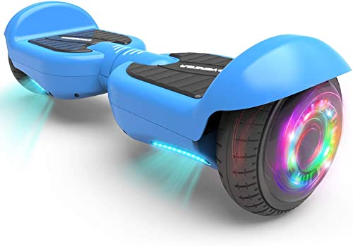 HOVERSTAR All-New HS 2.0v Hoverboard Matt Color Two-Wheel Self Balancing Flash Wheel Electric Scooter