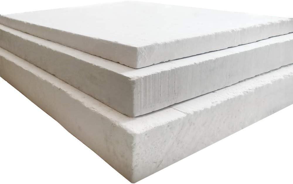 Insulation Calcium Silicate Board 1000C//1832F 1 x 12 x 12