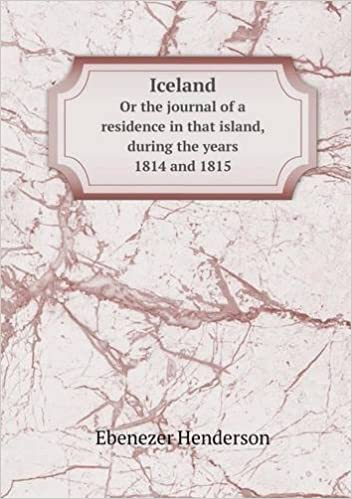 Rapidshare kostenloser Bücher-Download Iceland Or the journal of a residence in that island, during the years 1814 and 1815 in German PDF 5519172463