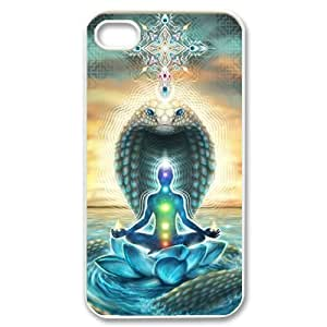 Snake CHA3018620 Phone Back Case Customized Art Print Design Hard Shell Protection Iphone 4,4S