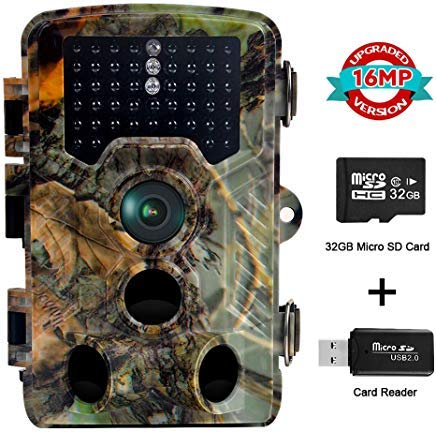 Owsen Trail Game Camera 16MP 1080P Waterproof Scouting Hunting Camera...