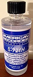 American Recorder Technologies S-721H-2 Professional Tape Head Cleaner-2oz S721H