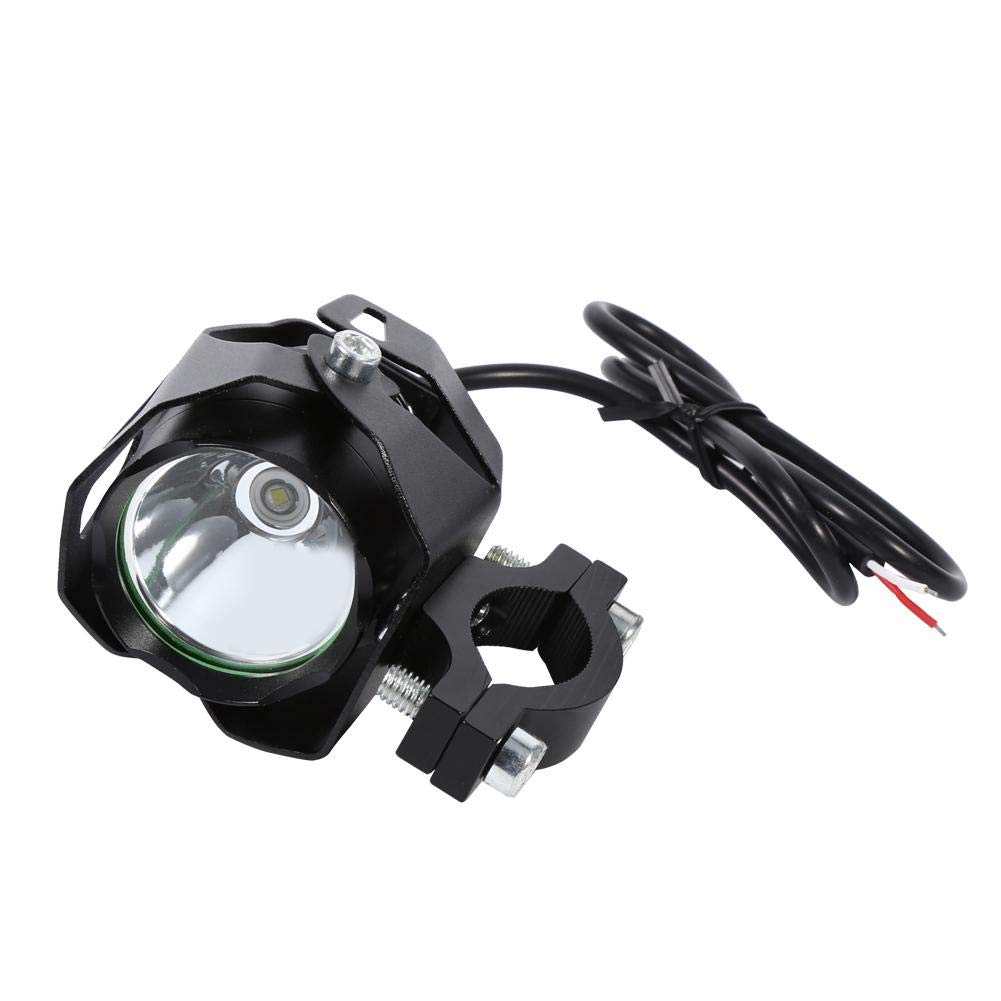 T6 Headlights Fog Lamp Spot Light with Mount for Bicycles Cars Scooters Trucks Boats LED Motorcycle Headlights