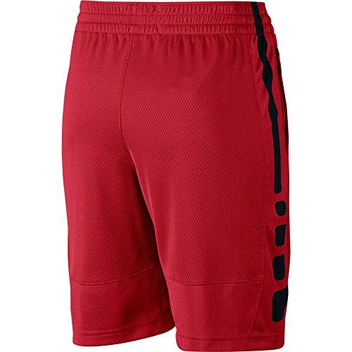 Boy's Nike Dry Basketball Short University Red/Black Size Large (3 Pack) by NIKE