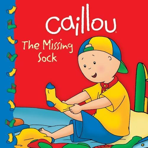 Caillou: The Missing Sock (Clubhouse)